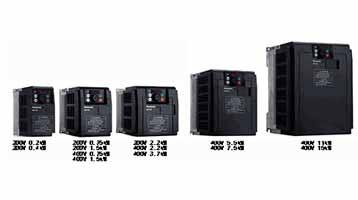 小型高性能变频器MK300