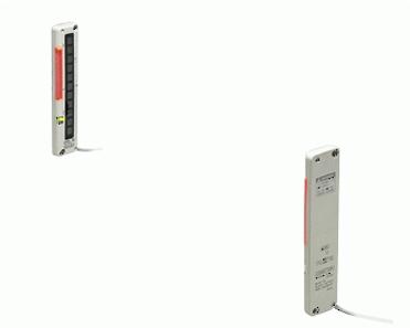 小型/薄型物体检测区域传感器 NA1-11