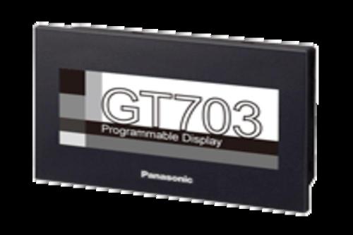 松下GT703可编程控制面板